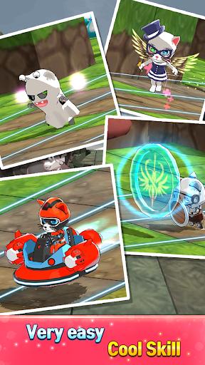 Running Cats : Remastered 1.0.10 APK MOD screenshots 2