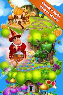Fruit Land – match3 adventure 4
