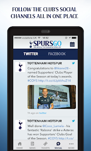 Spurs Go- screenshot thumbnail