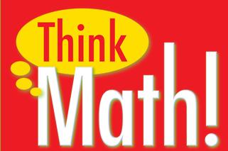 Think Math! logo