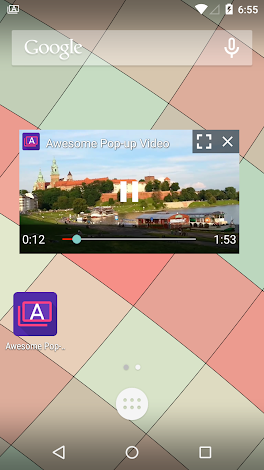 Awesome Pop-up Video Premium 1.1.9 build 1010926 APK