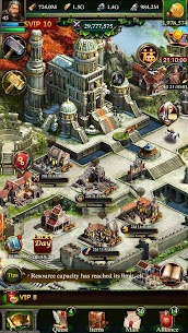 Clash of Kings 3.3.0 MOD (Unlimited Gold) Apk 6