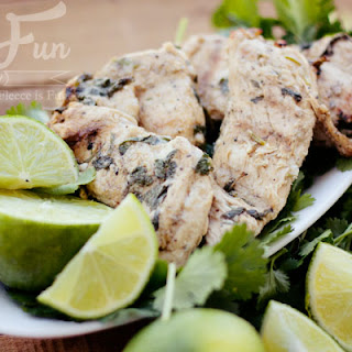 Moist Cilantro Lime Chicken