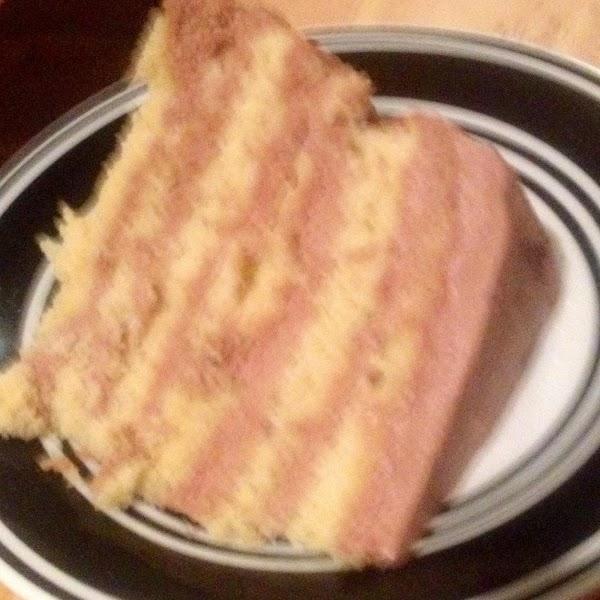 Chocolate Ice Box Cake ( 6 Layers ) Recipe