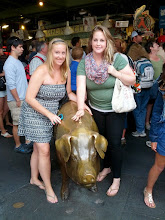 Photo: Rachel the Pig at Pike Place Market