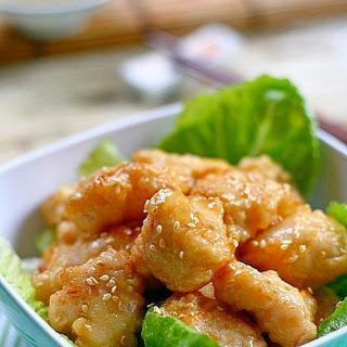 Fried Honey Chicken Recipe