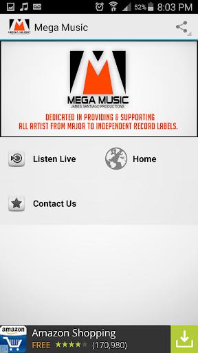 James Santiago's Mega Music  screenshots 1