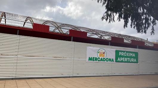 La antigua Agrupalmería se convertirá en el nuevo Mercadona de La Cañada
