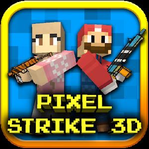 Jogo Pixel Strike 3D Online Gratis