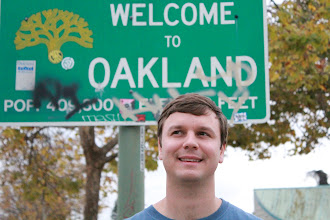 Photo: Matt Werner. Author photo in the back of the book on p. 128 of Oakland in Popular Memory. Photo by Joe Sciarrillo