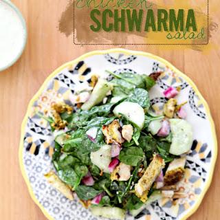 Chicken Schwarma