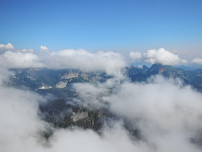Photo: The best view from the summit.