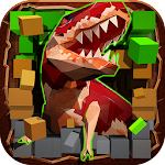 DinoCraft Survive & Craft Pocket Edition Icon