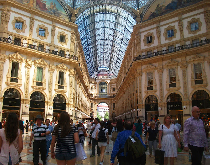 Galleria Vittorio Emanuele II di _Chiara_
