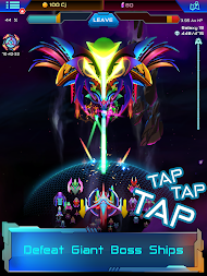 Void Troopers : Sci-fi Tapper APK screenshot thumbnail 13