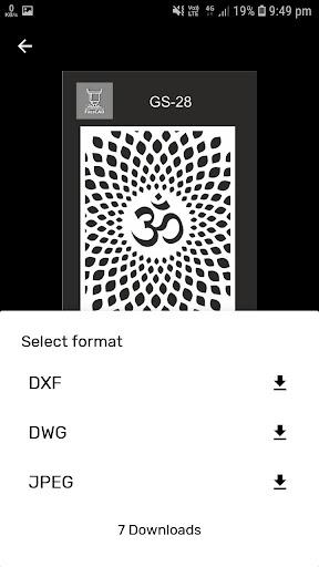 Foto do FilesCAD - Free DWG DXF Files