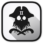 BlackBeard - Free Icon Pack Icon
