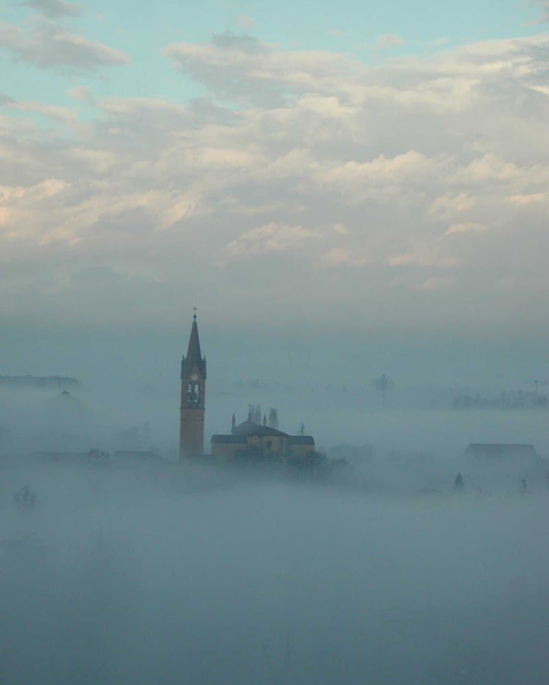 Lost in the fog... di Francesca Malavasi