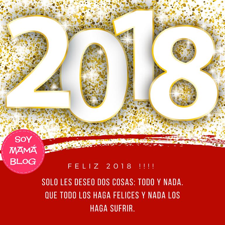 Feliz año nuevo, feliz 2018