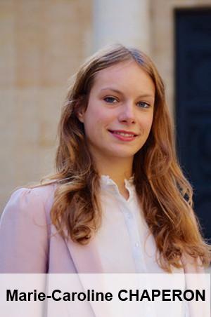 Découvrir le profil de Marie-Caroline CHAPERON