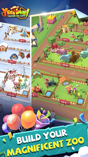 YEEHAW: Cowboy game, Enjoy stampede & lasso modavailable screenshots 3