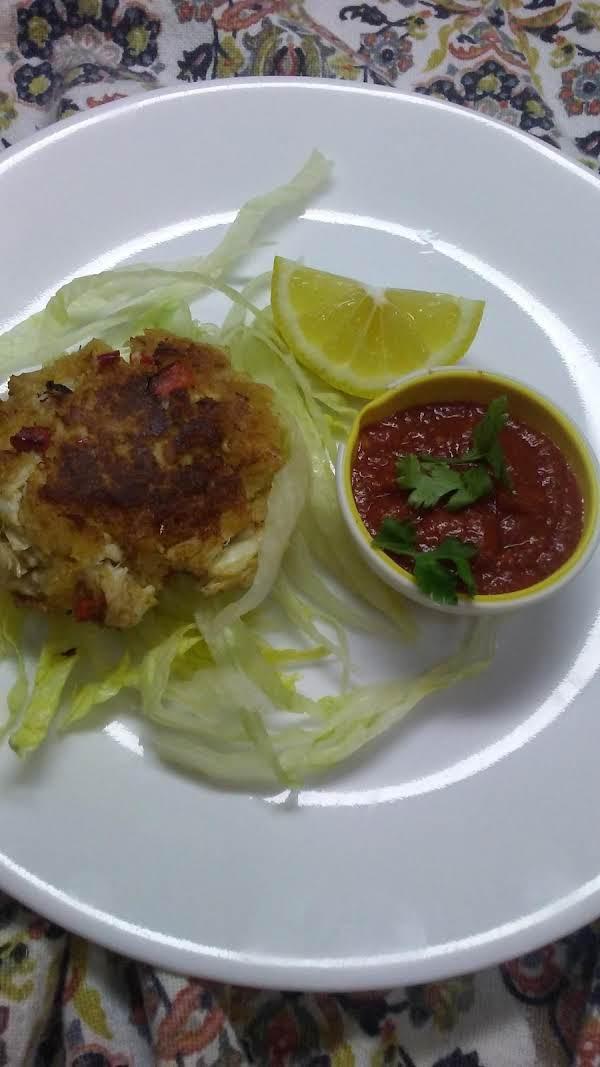 Crab Cakes Deluxe Recipe