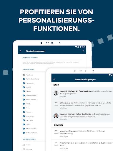 WELT News – Nachrichten live  screenshots 11
