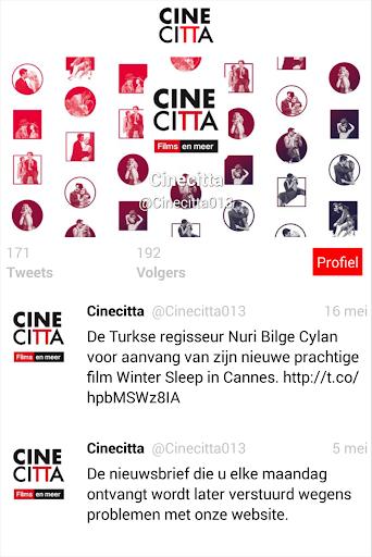 玩娛樂App Cinecitta免費 APP試玩