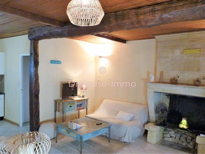 Vente maison 3 pièces 69 m² à Saint-Antoine-sur-l'Isle (33660), 81 750 €
