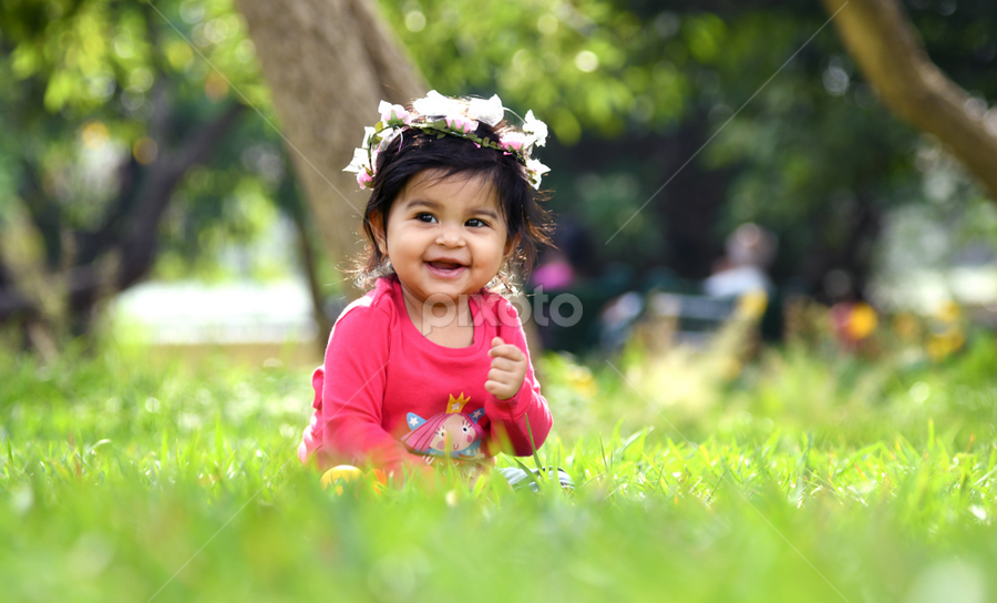 by Roopesh Anjumana - Babies & Children Child Portraits