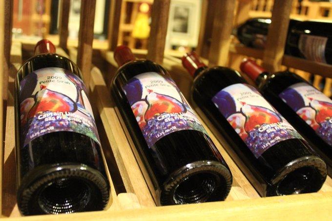 Captain Vineyards Wines