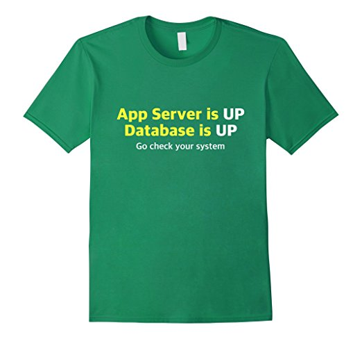 App Server is UP