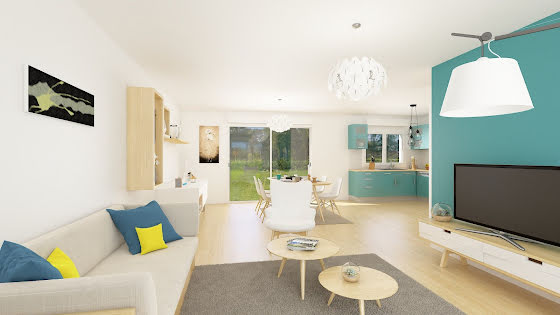 Vente maison 4 pièces 95,3 m2