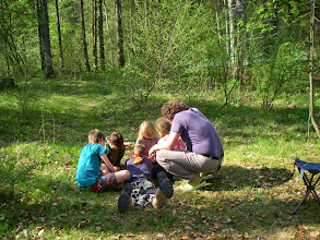 Photo: Kinder beim Quiz