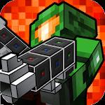 Pixel GunCraft 3D Zombie FPS Icon