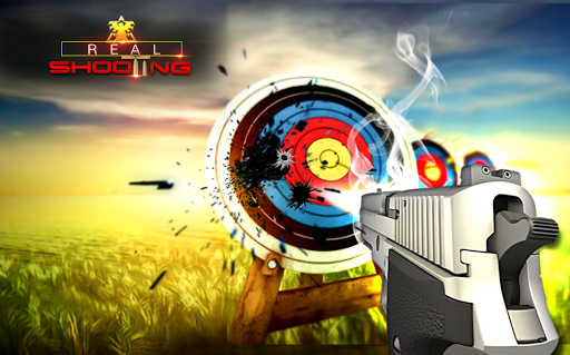 Real Shooting 3D 2020 apkpoly screenshots 1