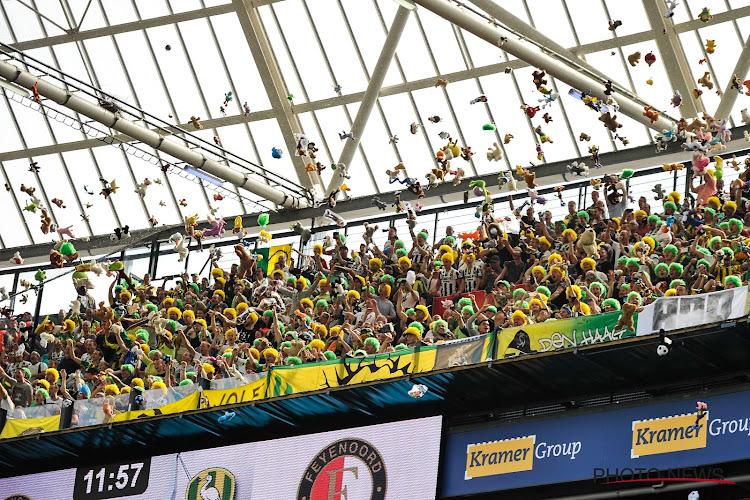 Le beau geste de la part des supporters d'ADO La Haye