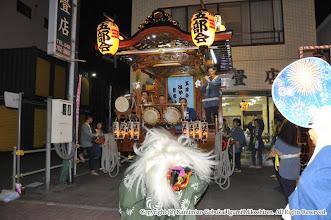 Photo: 【平成26年(2014) 宵宮】 青年部による演舞。