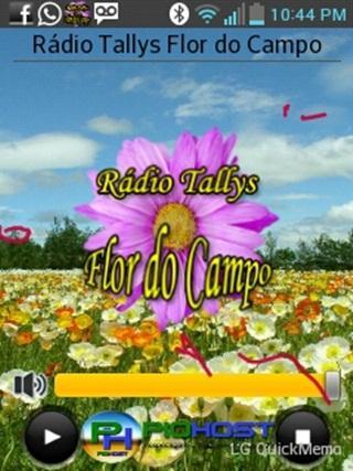 Rádio Tallys Flor do Campo
