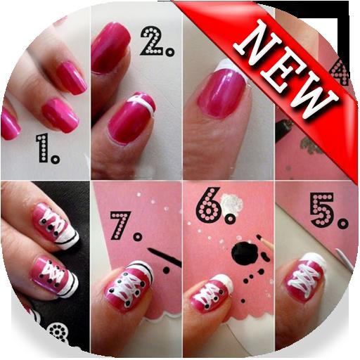 1000+ Nail Art Designs Step by Step 1.0 screenshots 1