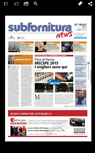 Subfornitura News
