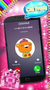 Call from Octonaut - náhled