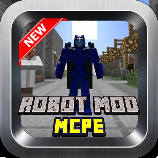 TOP Robot Mod for MCPE