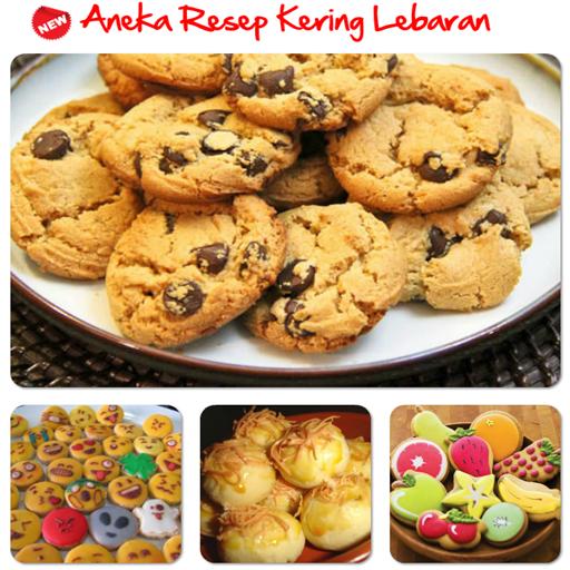 Aneka Resep Kue Kering Lebaran Aplikasi Di Google Play