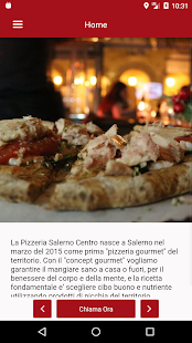 Salerno Centro Pizza Gourmet- miniatura screenshot