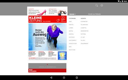 Kleine Zeitung ePaper 3.0.12 screenshot 1298919