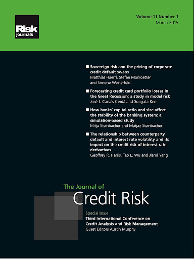 The Journal of Credit Risk