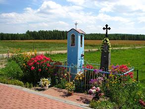 Photo: Oznakowanym turystycznym Szlakiem Tatarskim dojeżdżamy do Bohonik