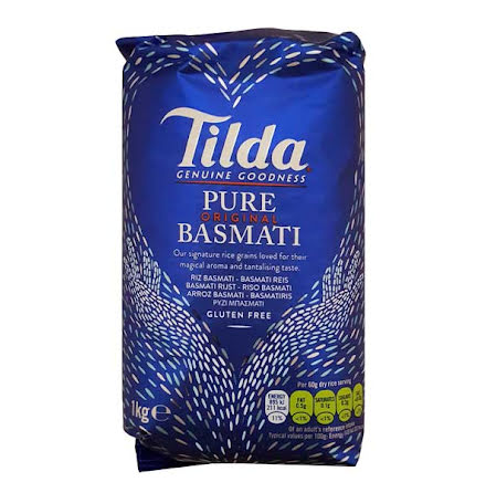 Basmati Rice Tilda