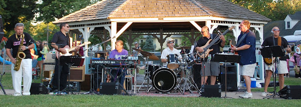Photo: Day 90 ... Sisco Later Band in Little Falls Wilmore Park